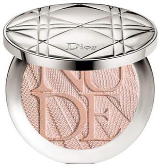 Christian Dior Diorskin Nude Air Luminizer Powder 001 - Holo Pink