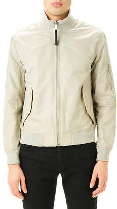 The Very Warm Men's Lucian Reversible Bomber Jacket