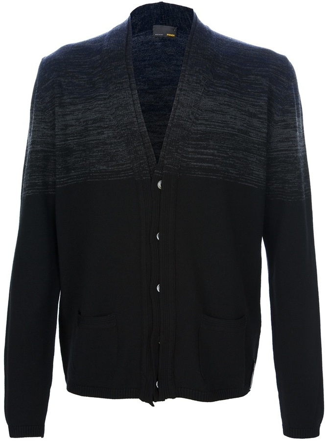 Fendi v-neck cardigan