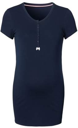 Noppies Henley Maternity/Nursing Tee