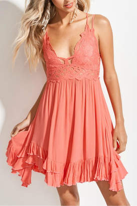 Pretty Little Things Boho Bralette Dress