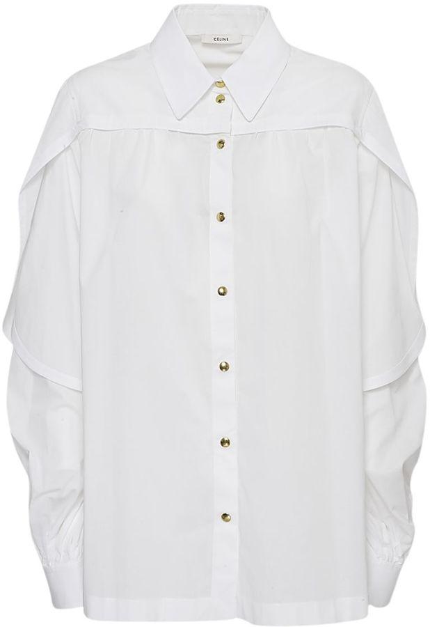 CelineCeline Classic Collar Shirt