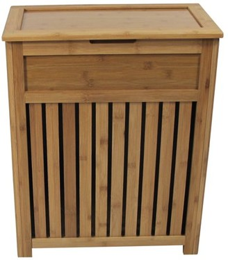 Redmon Bamboo By Bamboo Hamper