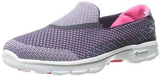 Skechers Performance Women's Go Walk 3 Go Knit Walking Shoe $56.69 thestylecure.com