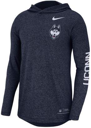 Nike Men's UConn Huskies Hoodie Tee