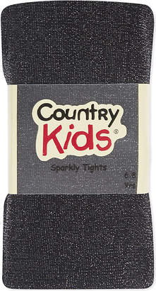 Country Kids Sparkly tights 6-8 years