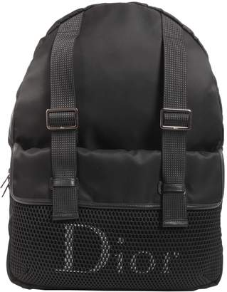 Christian Dior Backpack With Logo