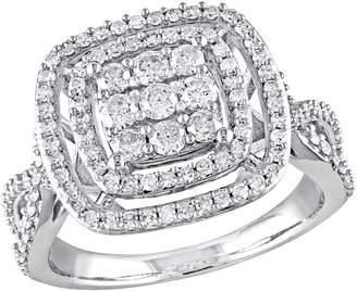 Rina Limor Fine Jewelry Women's 10K White Gold & Diamond Ring