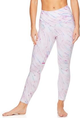 0cac50509b479 Gaiam Women's Om High Rise Pocket Yoga Capri Leggings