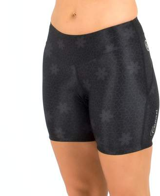 Canari Women's Jasmine Print Mini Cycling Shorts