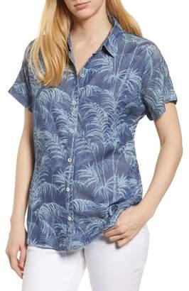 Tommy Bahama Fresco Fronds Short Sleeve Shirt