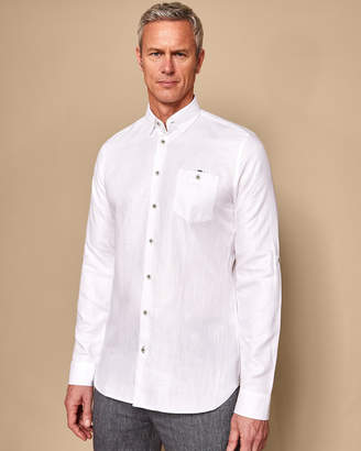 Ted Baker JAAMETT Linen shirt