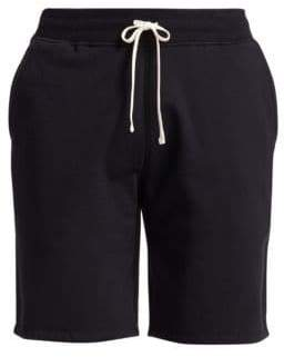 Reigning Champ Cotton Drawstring Sweat Shorts