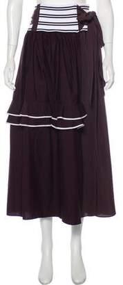 Marni Midi Wrap Skirt w/ Tags