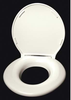 Big John Closed Front Round Toilet Seat