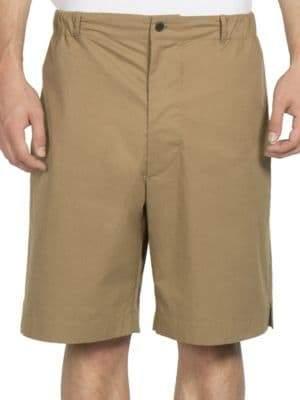 Stella McCartney Dave Solid Shorts