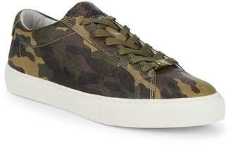 True Religion Men's Camo-Print Textile Sneakers