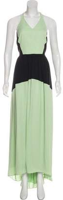 Tibi Halter Maxi Dress w/ Tags