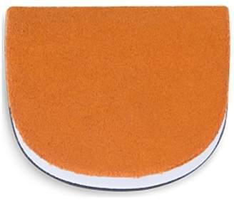 Brunswick Leather Heel - Orange Medium