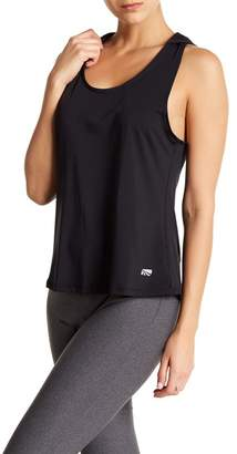 Marika Flux Hooded Racerback Tank Top
