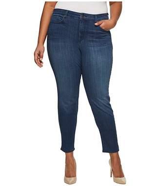 NYDJ Plus Size Plus Size Ami Skinny Leggings in Lark