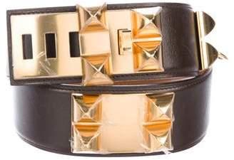 Hermes Collier de Chien Belt