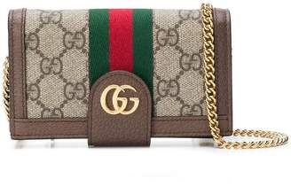 Gucci iPhone 7 purse