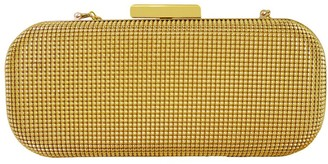 Whiting & Davis Cairo Minaudiere with Detachable Chain Strap