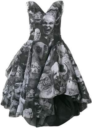 Vivienne Westwood (ヴィヴィアン ウエストウッド) - Vivienne Westwood プリント パーティードレス