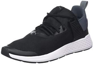14f2e29afece4a Puma Insurge Mesh Low-Top Sneakers Black-Iron Gate White