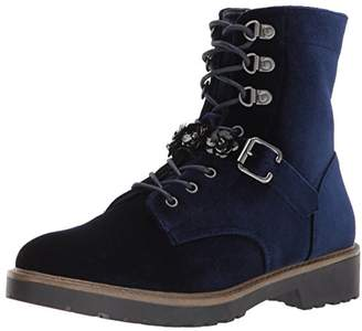 XOXO Women's Kason Combat Boot