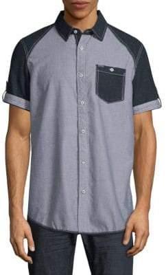Buffalo David Bitton Sadori Short-Sleeve Shirt