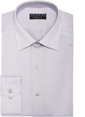 Alfani AlfaTech by Men's Big & Tall Bedford Cord Dress Shirt, Created For Macy's