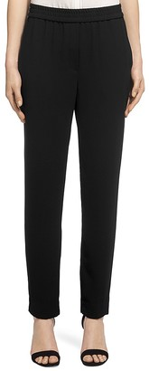 Whistles Elyse Crepe Trousers $230 thestylecure.com