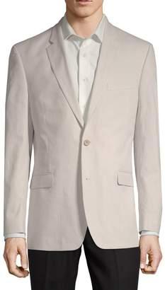 Tommy Hilfiger Stripe Notch Lapel Jacket