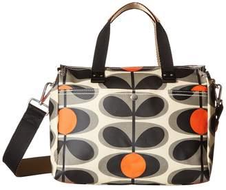 Orla Kiely Small Zip Messenger Messenger Bags