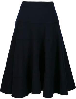 Victoria Beckham full midi skirt