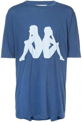 Faith Connexion x Kappa printed T-shirt