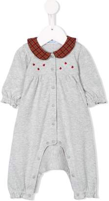 Familiar Peter Pan collar romper