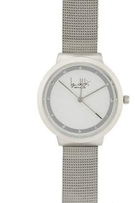 Ben de Lisi Principles - Ladies Silver Mesh Watch