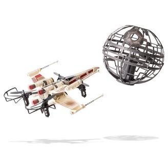 Star Wars Air Hogs X-wing vs. Death Star, Rebel Assault - RC Drones