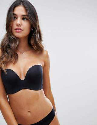 Wonderbra New Ultimate Strapless Bra A - G Cup