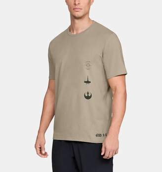 Under Armour Men's UA Star Wars The Force T-Shirt