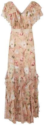 Alice + Olivia Cassidy Tiered Dress