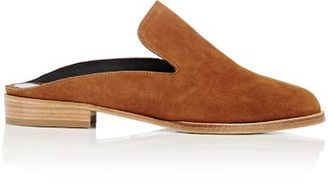 Robert Clergerie Women's Alicel Mules-BROWN $495 thestylecure.com