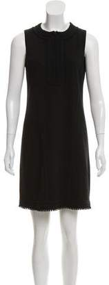 Andrew Gn Wool Shift Dress