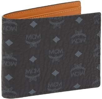 MCM Monogram Bifold Wallet