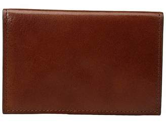 Bosca Old Leather Collection - 8 Pocket Credit Card Case