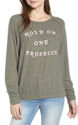 PST by Project Social T One Prosecco Sweatshirt