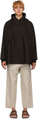 Jan-Jan Van Essche Black Pullover Jacket